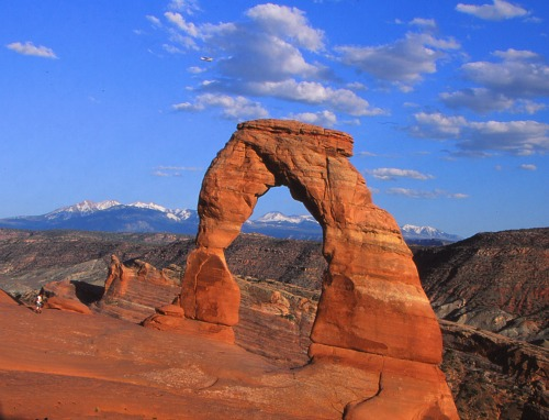 Delicate Arch/Arches NP