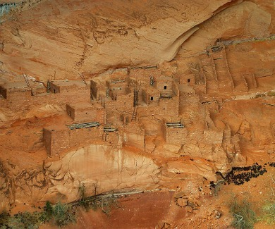 Betatakin Cliff Dwelling Navajo National Monument