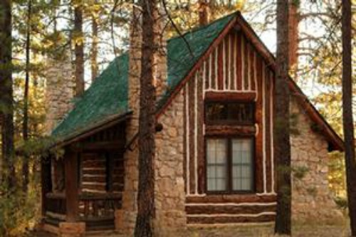 Bryce Canyon Lodge - Cabin