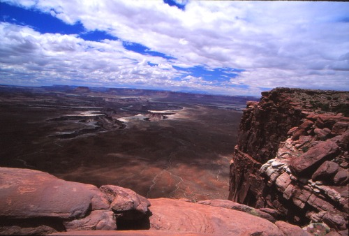 Green River Overlook - Canyonlands NP