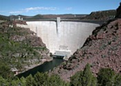 Flaming-Gorge-Dam-Lake-Powell-Country
