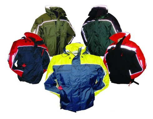 Inflatable Jackets