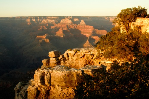 South Rim - Grand Canyon National Park
