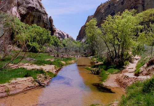 GSENM - Calf Creek
