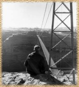 Glen-Canyon-Dam-Footbridge-Lake-Powell-Country