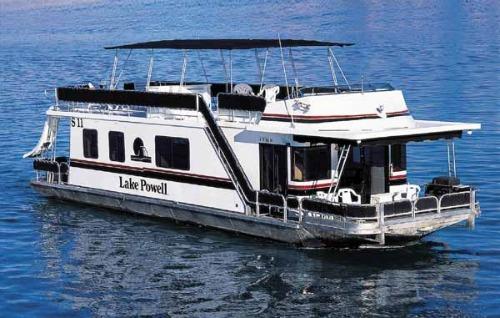Lake Powell Houseboat