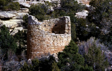 Cutthroat Ruin - Hovenweep