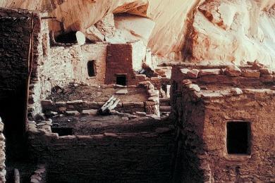 Keet Seel Cliff Dwellings Navajo National Monument