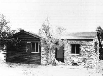 Superintendent's Residence Navajo National Monument
