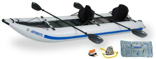 Sea Eagle 435ps PaddleSki Catamaran Kayak