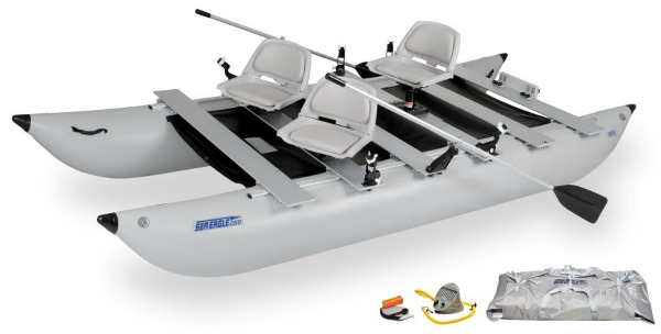 Sea Eagle 375fc and 440fc FoldCat™