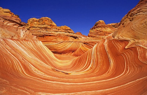 The Wave - Vermillion Cliffs National Monument