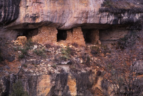 Walnut Canyon National Monument  Cliff Dwelling