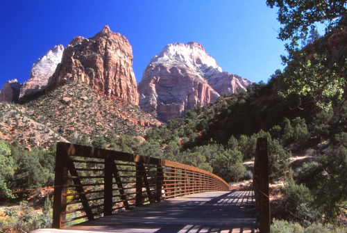 Pa Rus Trail Zion National Park