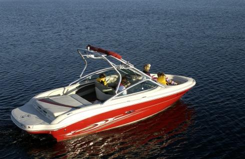 Powerboat Lake Powell