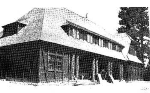 Bryce Canyon Lodge 1924