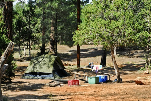 Mather Campground Grand  Canyon South Rim