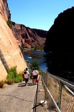 Ramp-For-Colorado-River-   Rafting