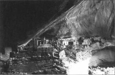 Keet Seel Cliff Dwelling Navajo National Monument
