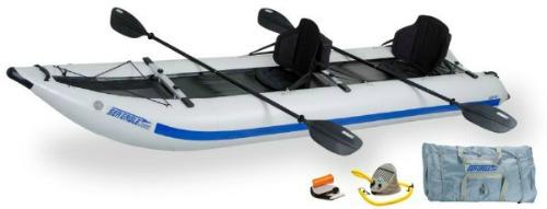 Sea Eagle 435ps PaddleSki Catamaran Kayak
